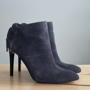 French Connection Suede Booties